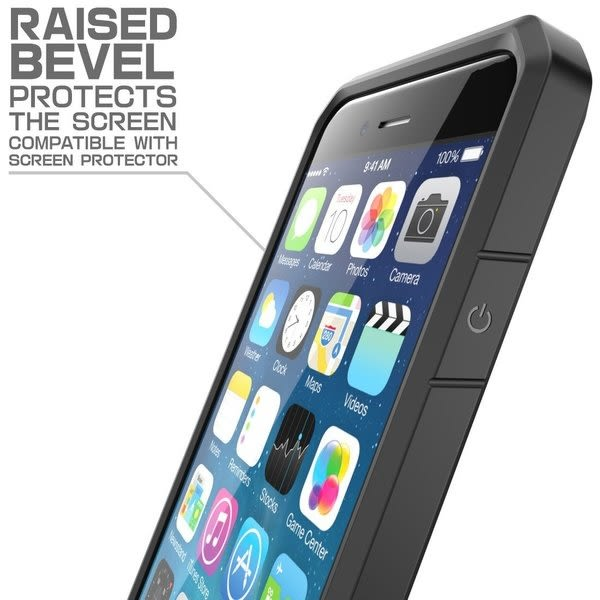 【美國直送】SUPCASE iPhone 6 6s Plus 5.5吋 Unicorn Beetle Hybrid 獨角獸甲殼蟲 保護殼 手機殼 i6s+