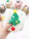 兒童圍巾冬季聖誕節禮物聖誕圍巾男童女童保暖圍脖可愛卡通圍巾冬