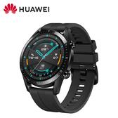 【HUAWEI 華為】WATCH GT2 運動版智慧手錶-46mm 曜石黑