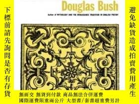 二手書博民逛書店Prefaces罕見To Renaissance LiteratureY364682 Douglas Bush