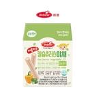 韓國 Bebest 貝思 寶寶優格吉拿棒-蔬菜(12個月以上適用) 寶寶餅乾