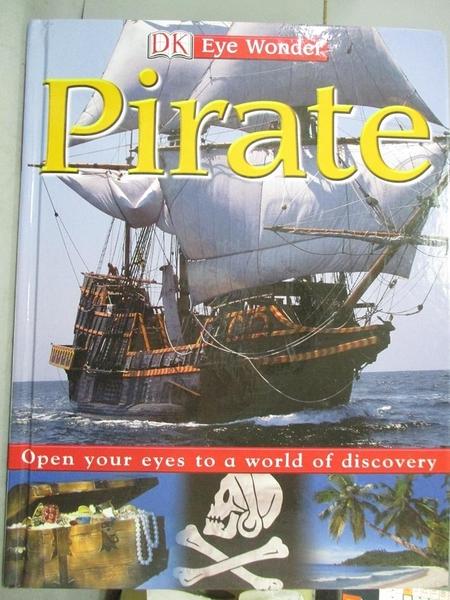 【書寶二手書T4/少年童書_PHC】Pirate_Lock, Deborah