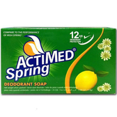 ACTIMED 艾迪美 青春體香皂 113g/個德瑞健康家◆