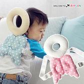 天使翅膀寶寶頭部防撞保護墊 護頭枕