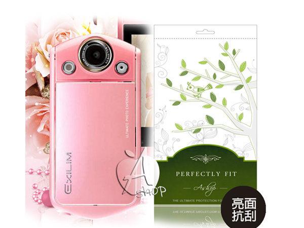 【A Shop】 Real Stuff 系列 Screen Protector CASIO TR15/TR 350 /TR35 亮面抗刮保護貼(含鏡頭貼) - 雷刻版