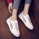 休閒鞋 小白鞋女 新款學生百搭韓版白色板鞋chic鞋子 【Ifashion·全店免運】