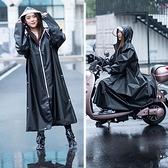 雨衣成人學生透明男女電動車自行車騎行電瓶車長款全身防暴雨雨披 蘿莉新品
