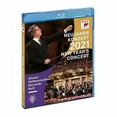 【停看聽音響唱片】【BD】2021維也納新年音樂會 / 慕提 & 維也納愛樂
