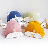 刺繡小熊立體耳朵遮陽帽 帽子 鴨舌帽