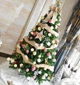 諾琪 1.5米豪華加密聖誕樹套餐 1.8米ins小型聖誕節套裝家用擺件 夢藝家