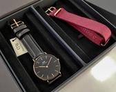 【台南 時代鐘錶 Daniel Wellington】DW00100139COMBO 瑞典極簡風 錶帶禮品組合