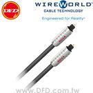 WIREWORLD NOVA 7 新星 1.0M Toslink Optical 光纖訊號線 原廠公司貨