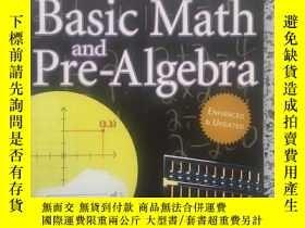 二手書博民逛書店basic罕見math and pre-algebraY2667
