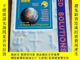 二手書博民逛書店Mathematics罕見for the International Student Pre-diploma SL