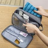 防水旅行便攜大容量洗漱用品收納包 出差洗浴洗澡化妝包套裝男士