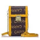 多功能鎖扣單肩包零錢包 女士長款錢夾皮夾 女士長款錢包 女生長夾 女士手機包歐美時尚斜跨包