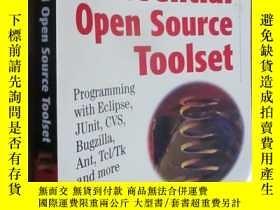 二手書博民逛書店Essential罕見Open Source Toolset (16開)Y5460 Andreas Zelle