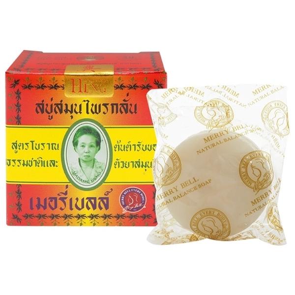 泰國 Madame Heng 興太太 阿婆香皂45g(小)【小三美日】