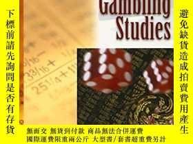 二手書博民逛書店Research罕見And Measurement Issues In Gambling StudiesY25