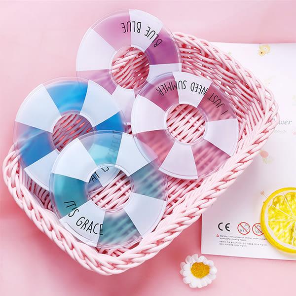 【BlueCat】夏日消暑 迷你救生圈降溫冰袋 冰敷果凍