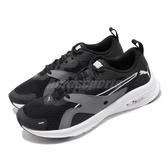 Puma 慢跑鞋 Hybrid Fuego 黑 白 男鞋 運動鞋 【PUMP306】 19266103