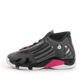 Nike Air Jordan 14 Retro GG [654969-028] 童鞋 喬丹 經典 潮流 休閒 灰 粉紅