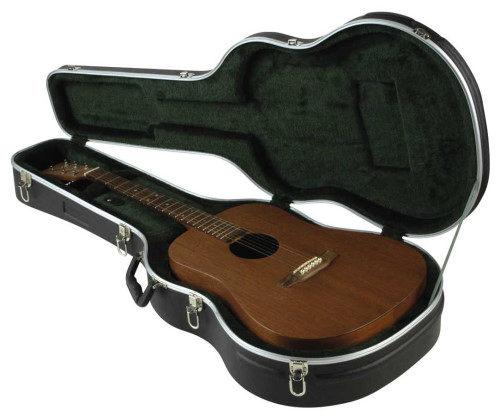 吉他硬盒►民謠吉他專用硬盒 美國 SKB-8  (D桶身專用)【SKB8】