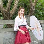 好康618 學生襦裙中國風古裝服裝漢元素裙子
