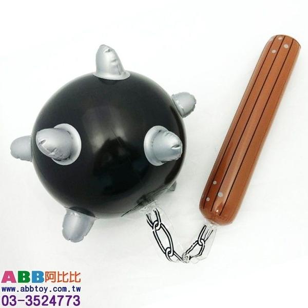 A0518_充氣流星錘_流星槌_86cm#皮球海灘球大骰子色子充氣棒武器道具槌子錘子充氣槌