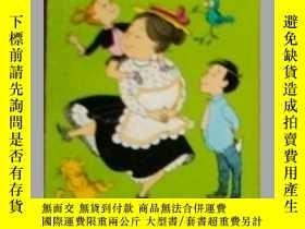 二手書博民逛書店Mrs.Piggle-Wiggle夫人搖擺者罕見Betty Ma