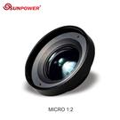 【EC數位】SUNPOWER ULTRA HD 手機專業-2:1微距鏡頭-2×微距 4K超高清 超微距 細節特寫