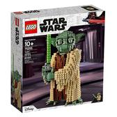 【LEGO 樂高積木】LT-75255 星際大戰Star Wars系列-Yoda(1771pcs)