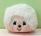 【震撼精品百貨】monchhichi_夢奇奇~絨毛頭娃娃~白色#24822