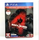 PS4 喋血復仇 中文版 Back 4 Blood 早鳥體驗 豪華版【現貨】