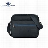 【COLORSMITH】BM.多功能夾層側背包.BM1095-NB-S
