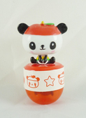 【震撼  】Pandapple Sanrio 蘋果熊貓滾輪印章