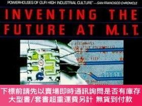 二手書博民逛書店The罕見Media Lab: Inventing the Future at M. I. T.-媒體實驗室:在麻