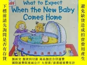 二手書博民逛書店what罕見to expect when the new baby comes home 兒童讀物 英文版Y4