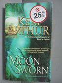 【書寶二手書T1/原文小說_IRN】Moon Sworn-A Riley Jenson…_Arthur, Keri