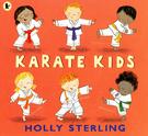 【麥克書店】KARATE KIDS /英文繪本 《主題:運動.跆拳道》