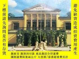 二手書博民逛書店the罕見imperial Villa in bad ischi