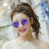 墨鏡 歐比特太陽鏡女潮2019明星款女士遮陽個性墨鏡潮流復古偏光太陽鏡 曼慕衣櫃