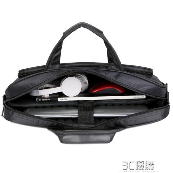 筆電包 聯想戴爾華碩防震筆記本包14寸15寸17寸單肩商務包手提男女電腦包