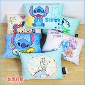 《可水洗!小枕》迪士尼 史迪奇 米奇 米妮 正版 水洗枕 枕頭 抱枕 靠枕 B16323
