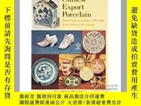二手書博民逛書店《中國外貿瓷器的標準圖案和樣式》罕見Chinese Export