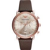 【Emporio Armani】/時尚簡約錶(男錶 女錶 Watch)/AR11106/台灣總代理原廠公司貨兩年保固
