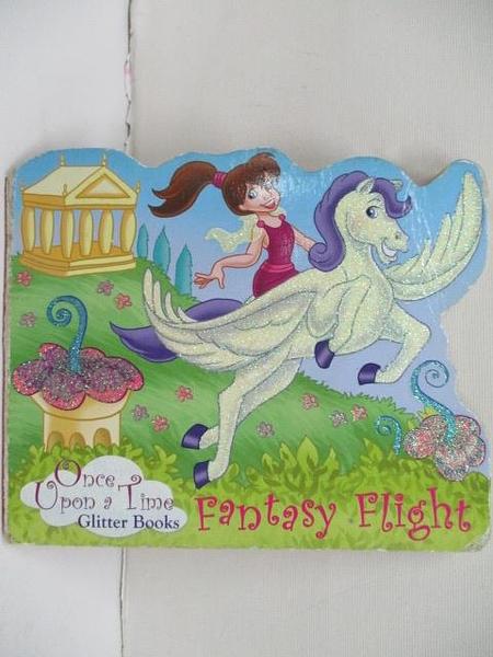 【書寶二手書T1/少年童書_BP5】Once Upon a Time-Fantasy Flight