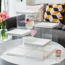 透明蛋糕盒子4寸6寸單層雙層包裝盒【奇趣小屋】