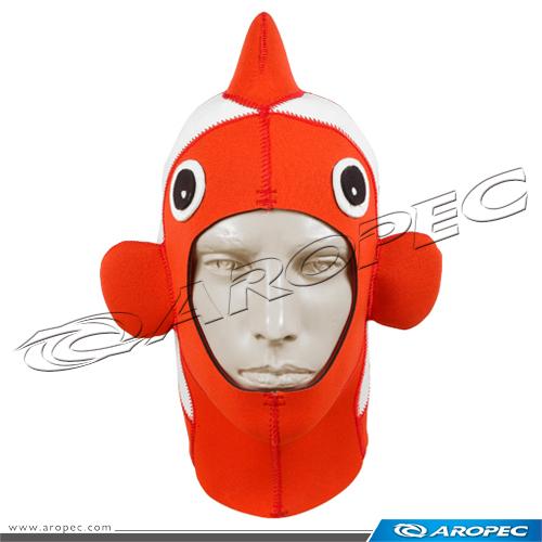 3mm Neoprene 潛水頭套 HD-24-3mm【AROPEC】