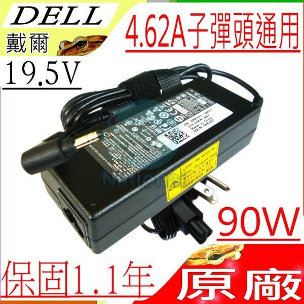 DELL 充電器(原廠)戴爾變壓器 19.5V,4.62A 90W,VOSTRO 5460,5470,5560,MK947,YY20N,P41G ADP-90LB